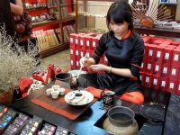 Ceremonia parzenie herbaty